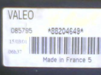 Far renault megane dreapta 97-2000