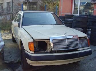 Mercedes c124 dezmembrare