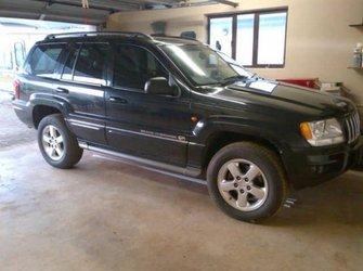 Piese dezmembrari Jeep Grand Cherokee 3.1t 1999-2002