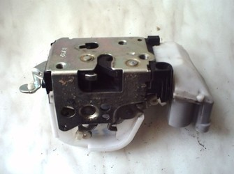 Vand mecanism inchidere usa (broasca) dreapta fata   fiat punto ii