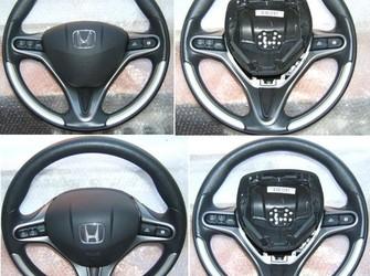 Volan cu comenzi si capac airbag honda civic 2006-2011