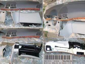 Plansa bord mercedes e-klasse crem 2003-2009
