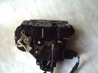 Vand mecanism inchidere usa (broasca) dreapta spate vw, seat , skoda