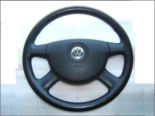 Volan clasic 4 spite si airbag vw passat  3c , model 2005-2009