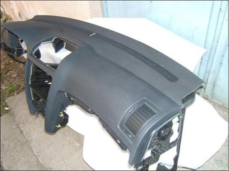 Plansa bord si airbag sofer skoda octavia iii  model 2009-2011 .