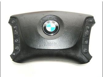 Airbag sofer cu comenzi bmw seria 5 model 2001-2004