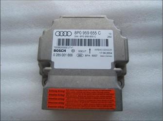 Declansator airbag  audi a3  cod : 8p0 959 655 c.