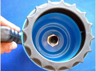 Arzator flacara butelie gaz diverse aplicatii camping auto