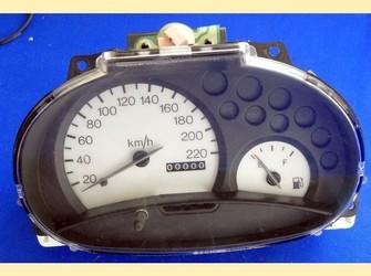Ceas indicatoare ford ka vitezometru benzina km resetat