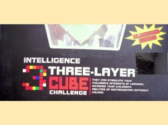 Cub rubik cubul culori 3x3x3 rubic jucarie metal inteligenta