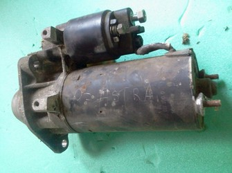 Electromotor opel astra 1,7 turbo diesel