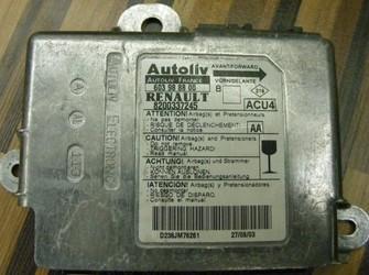 Calculator airbag erbeg megane 2
