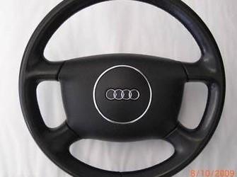 Airbag si volan din piela pt audi a4 model 2001 - 2005