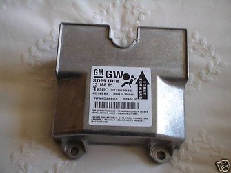 Vand declansator airbag opel astra h