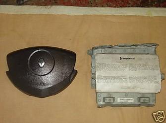 Set airbag renault clio