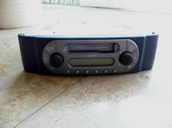 Radio casetofon smart